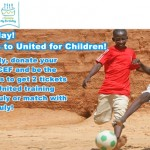 Olay! Olay! Olay! More reason to United for Children!