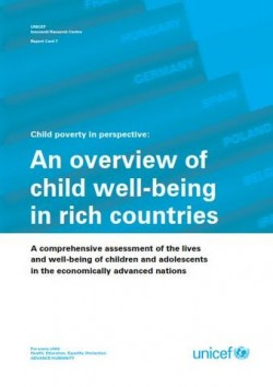 Report card 7 child poverty in perspective 7th