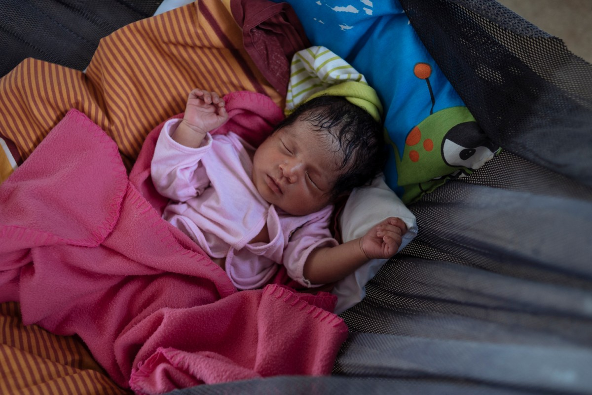 100 Babies Born Every Day In Areas Worst Hit By Ecuador