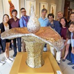 SCAD Hong Kong Students Create Sculptures to Celebrate 25 years of Change for Good