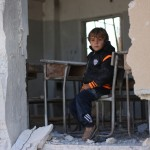 Basement schools provide safety and vital continuity for Syrian children under siege