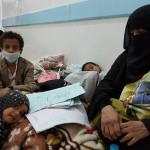 Children of Yemen are in the grip of the second cholera outbreak in six months