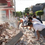 Education at risk for thousands of children after successive earthquakes in Mexico