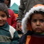 1.5 million vulnerable children in the Middle East threatened as winter approaches