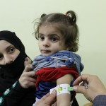 Child malnutrition levels increase sharply in besieged Syrian town of East Ghouta