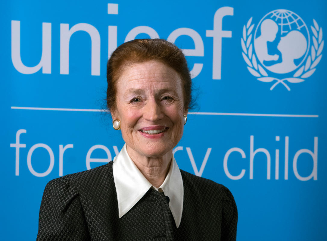 OFFICIAL PORTRAIT:  On 29 December 2017, UNICEF Executive Director Henrietta H. Fore at UNICEF House. Ms. Fore, who begins her tenure on 1 January 2018, is UNICEF's seventh Executive Director.  Official portrait of UNICEF Executive Director Henrietta H. Fore at  UNICEF Headquarters