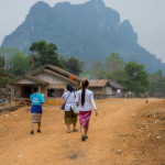 No mountain too high: Ending polio in Laos