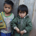 Children affected by floods in Laos need urgent support