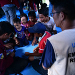 UNICEF continues its humanitarian works for the Indonesian Earthquake and Tsunami