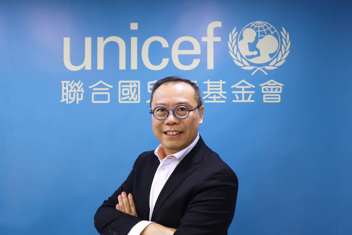 Mr Lambert Chan_New CE for UNICEF HK