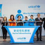 UNICEF HK JOINS HANDS WITH DIFFERENT SECTORS TO BUILD BREASTFEEDING-FIRENDLY COMMUNITY: Hotel Industry Joins Say Yes To Breastfeeding for the first time, Nearly 180 Premises and 653 Workplaces Pledge to Implement Breastfeeding Friendly Measures