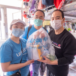 UNICEF HK launches「童你抗疫」衞生行動 'for every child, hygiene' Helping 10,000 subdivided households to raise awareness on hygiene; Mr Martin Lee donates 1 million child face masks to help fight the epidemic