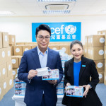 UNICEF HK 'for every child, hygiene' supports community with 1 million child face masks through giveaway and free draw, Martin Lee Ka-shing says the pandemic causes us to take better note of children's body and mind wellness