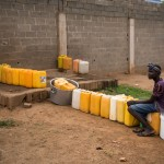 27 million people lack safe water in countries facing or at risk of famine