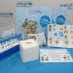 UNICEF HK 30th anniversary 'Box of Giving' Design Pack Charity Sale <br> Join the 'Art of Giving' campaign and support children in crises