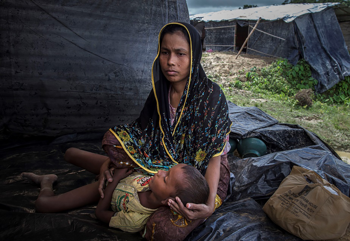 Racing To Prevent Cholera In Rohingya Refugee Camps The